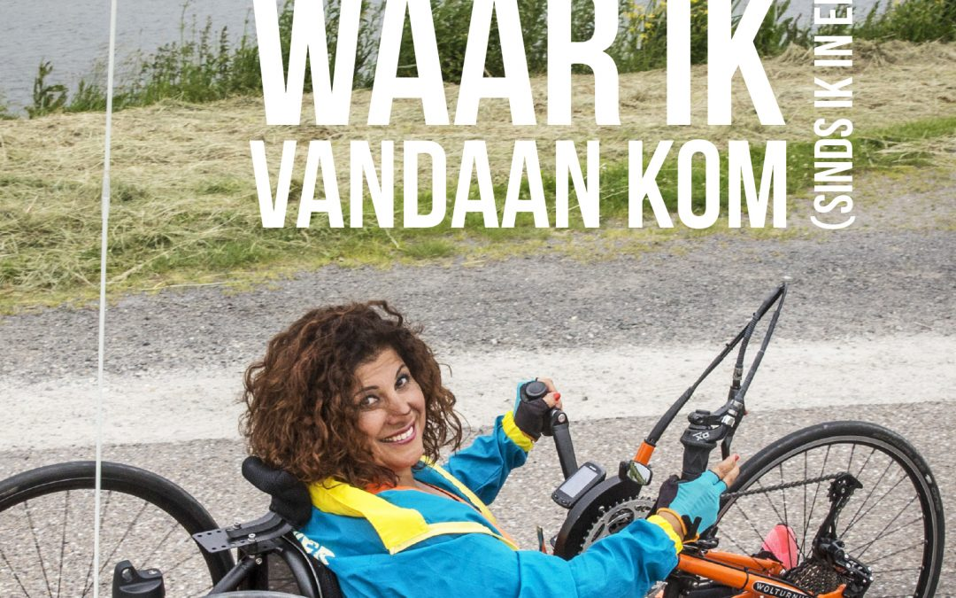 Interview met Funda Müjde in de Volkskrant