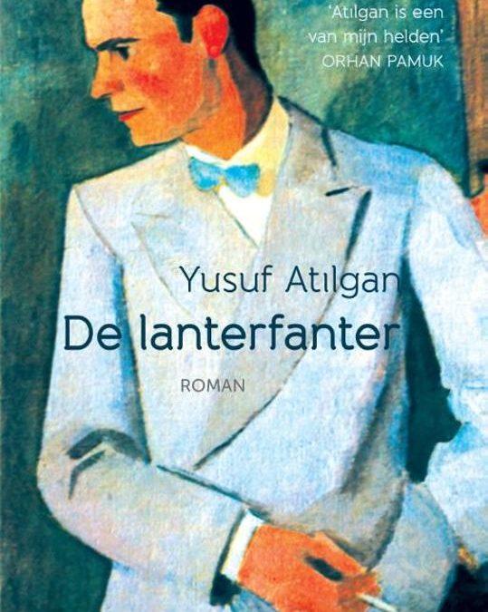'De lanterfanter' op Literair Nederland