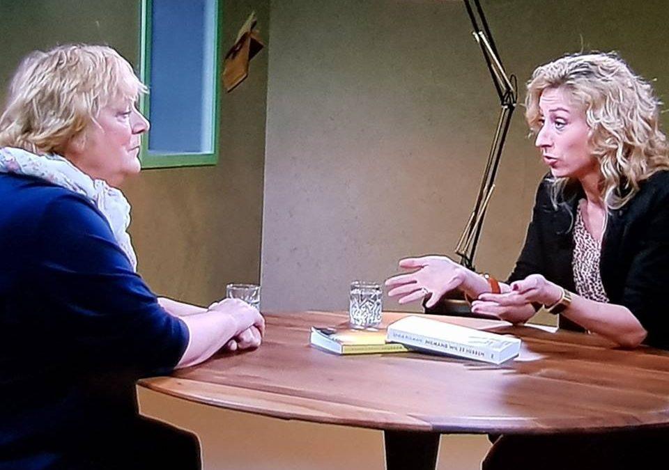 Linda Polman bij VPRO boeken