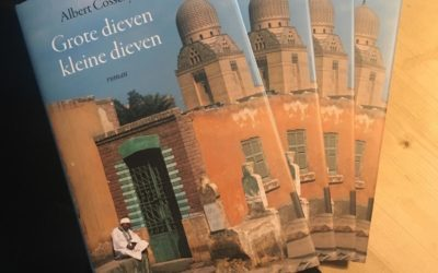 Bookpitch: Grote dieven kleine dieven, Albert Cossery