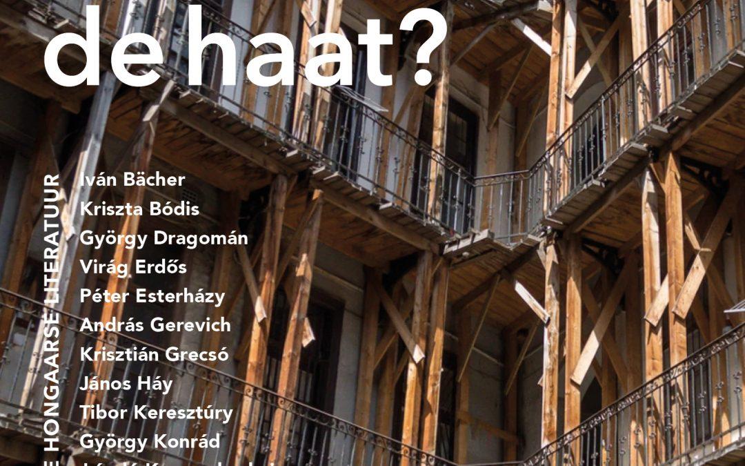 Tijdschrift Terras over 'Waar woont de haat?'