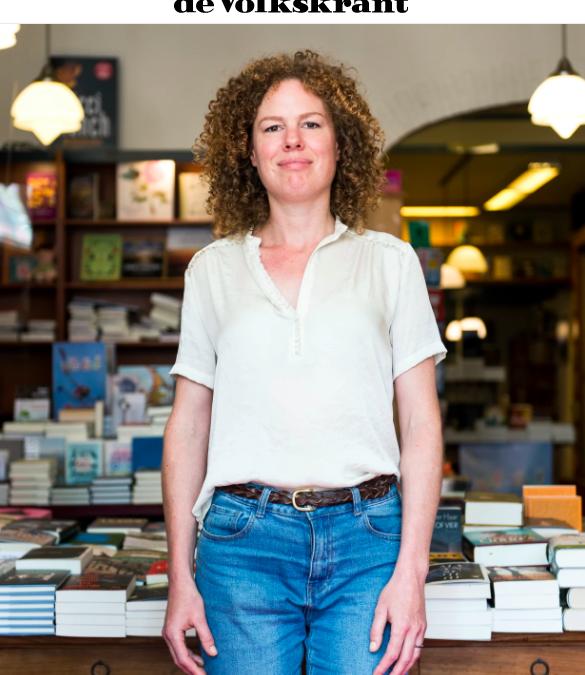 Tien tips van Frederike Scholing van Boekhandel Lovink in Lochem