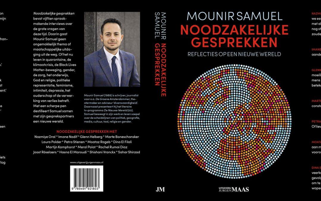 Mounir Samuel in Radio Kunststof – NTR