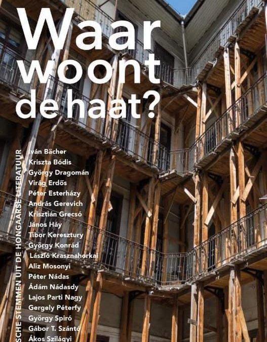 Recensie 'Waar woont de haat?' op Literair Nederland