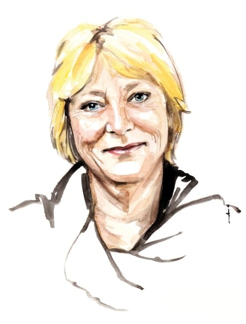 Linda Polman te gast bij VPRO radio 1 voor het Marathoninterview