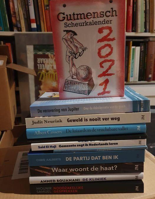 Het jaar 2020 in boeken (en kalender)