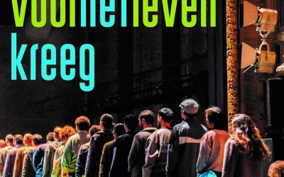 Nieuwe cover 'Hoe ik talent voor het leven kreeg'